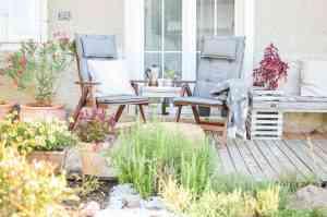 ריהטים לגינה ולמרפסת