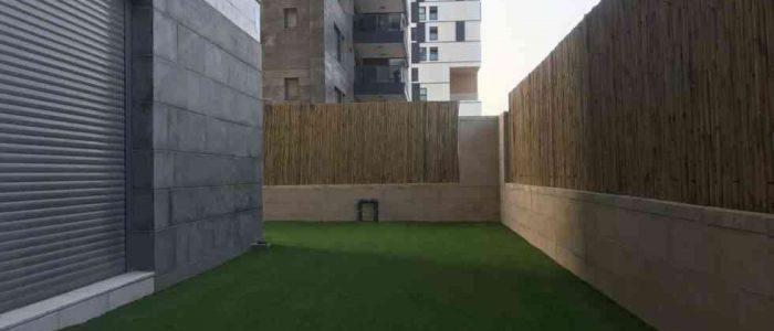 דשא מלאכותי למרפסת